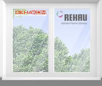 Остекление окнами РЕХАУ
