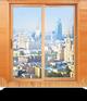 О деревянных окнах